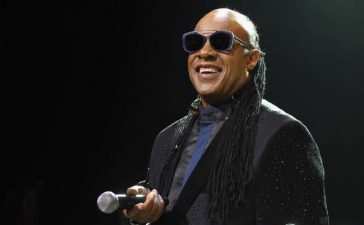 Stevie Wonder Dok/Okezone